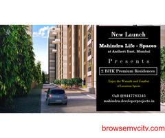 Mahindra New Launch Andheri East, Mumbai | Nature as the Mood Board