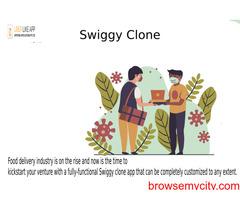 Swiggy Clone App Development   Swiggy Clone App