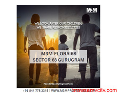 M3M Flora 68 Sector 68, Gurugram | At the Forefront of Real Estate Development