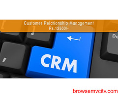 Learn customer relationship management