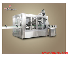 Automatic Glass Bottling Machine Manufacturers and Suppliers