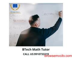 BTech Math Tutor