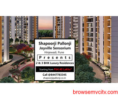 Shapoorji Pallonji Joyville Sensorium Hinjewadi Pune