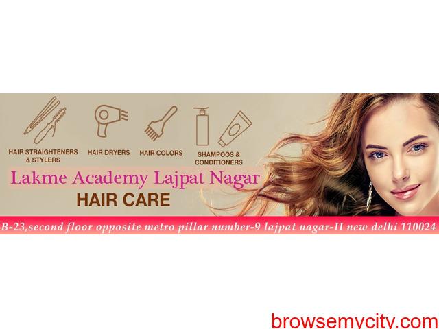 Top Hair Care Academy in Delhi | Lakme Academy Lajpat Nagar - 1/1