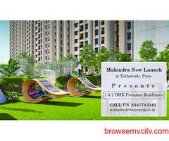 Mahindra New Launch at Tathawade, Pune   Live An Integrated Lifestyle
