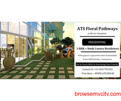 ATS Floral Pathways NH-24, Ghaziabad   Live The Grand Life