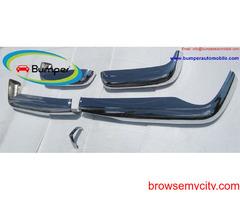 Rear bumper of Mercedes Pagode W113