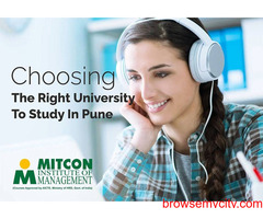 Choosing the right university to study in Pune