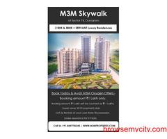 M3M Skywalk Sector 74, Gurugram   A String Of Privileges