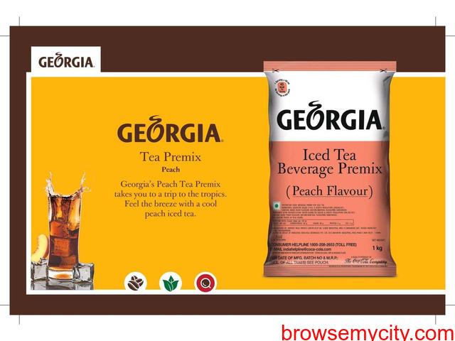 Buy best Georgia tea beverages @ Georgia - 5/5