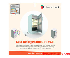 Best Refrigerator For Home in India - Cherrycheck
