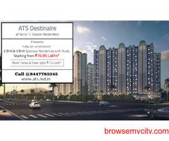 ATS Destinaire Sector 1, Greater Noida West   An Ecosystem At Your Doorstep