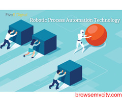 How can Fivesdigital help with robotic process automation technology?