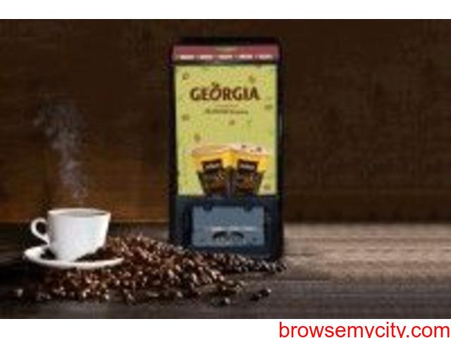 Buy best Coffee machine for office in Delhi | Georgia - 2/4