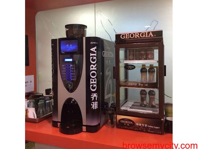 Buy best Coffee machine for office in Delhi | Georgia - 4/4