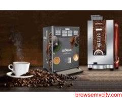 Best Tea and coffee vending machine in Delhi NCR @ Georgia