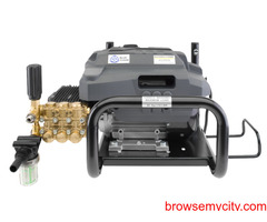 High pressure washer- A sophisticated machine for multi-uses