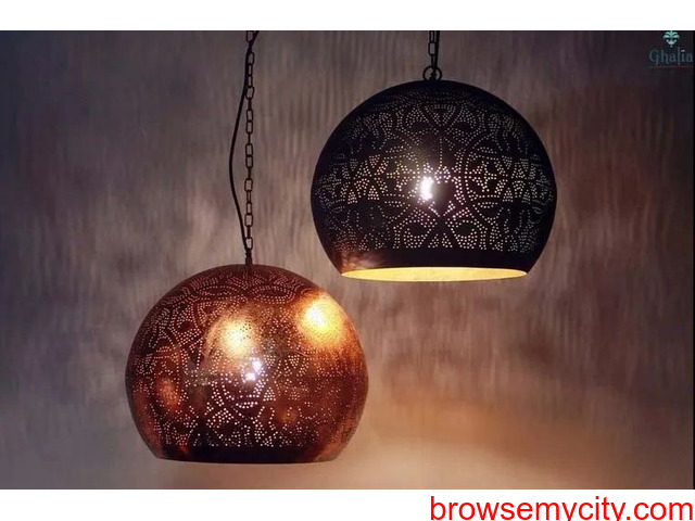 Buy Oriental Home Décor accessories to decorate your interior with majestic lamps! - 2/2