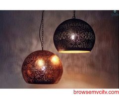 Buy Oriental Home Décor accessories to decorate your interior with majestic lamps!