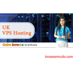 Improve Your Business With UK VPS Server Hosting By Onlive Server