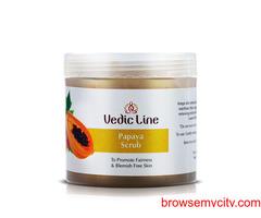 Best Vedicline exfoliators for oily skin