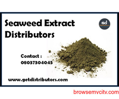 Looking for Seaweed Extract Dealers & Distributors in India