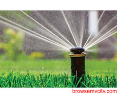 Pop Up Irrigation System Company in India | Blurain