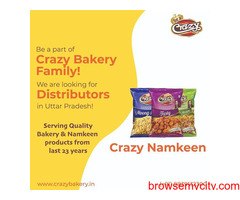 Wanted distributors for our crispy aloo bhujia namkeen in UP, India