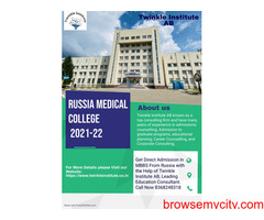 MBBS Abroad In Russia 2021 Twinkle InstituteAB