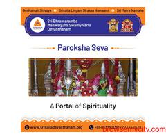 Paroksha Seva - Srisaila Devasthanam