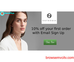 Sign Up and get 10% off your first order