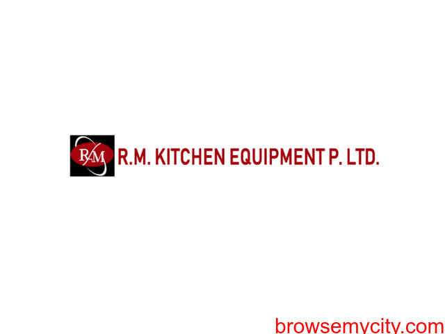 Industrial, Commercial Kitchen Equipment, Manufacturers, Suppliers India - R.M Kitchen Equipments - 1/1