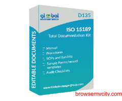 ISO 15189 for Medical Laboratories