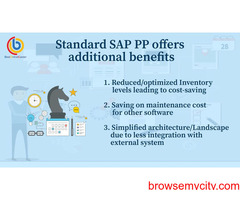 SAP PP Module Training| SAP PP online training | SAP PP