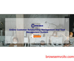 Office Chalao-A Self Explanatory Support Free CRM and Task Management Software.