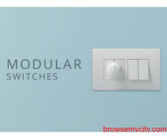 Best Modular switches and sockets @ HPL India