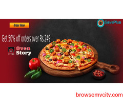 Get 50% off orders over Rs.249