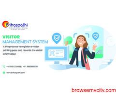 Visitor Management System Software in Hyderabad