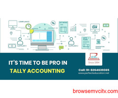 In Ahmedabad, where can I find professional tally training?