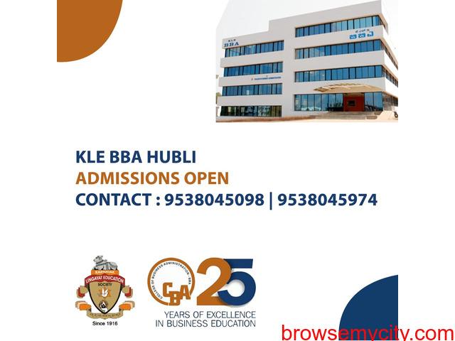 Business Administration College in HUBLI - KLECBA - 1/1