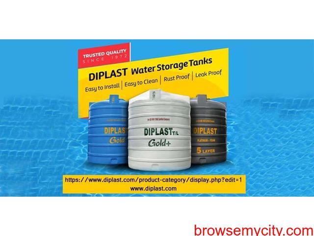 Best Plastic Water Storage Tanks Manufacturers Solution - 2/3
