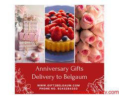 Send Anniversary gifts online to Belgaum- gift2belgaum.com