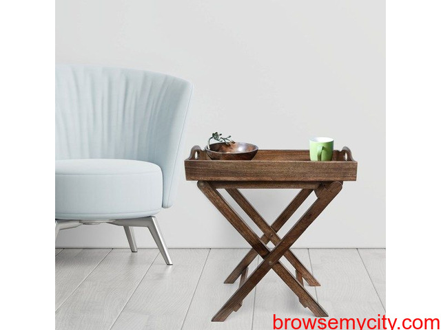 Buy tray table online - Badhai décor - 1/1