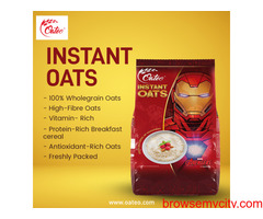Buy Organic and Gluten Free Oateo Oats Online in India