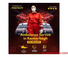 ICU Ambulance Service in Kakarbagh by Medilift Ambulance service