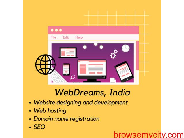 PHP Website Development Services - 1/1