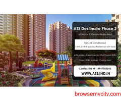 ATS Destinaire New Phase Launched At Greater Noida West