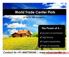 WTC Plots | A Wealth Of Happiness | Gurgaon