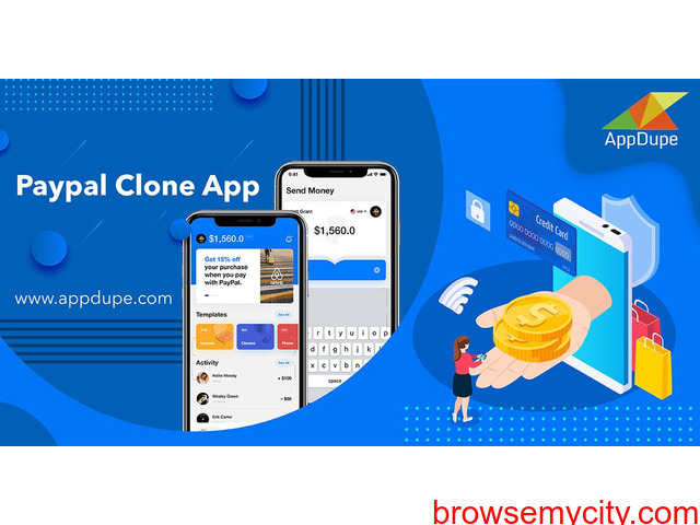 Paypal Clone App: Launch A Transaction App With Top Features - 1/1