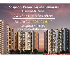 Shapoorji Joyville Sensorium Hinjewadi Pune